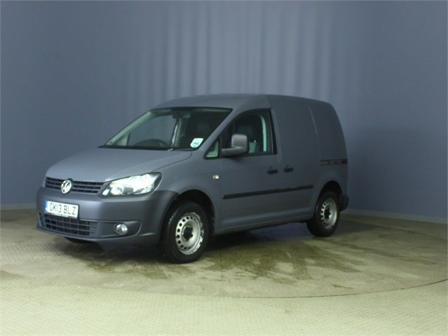 VOLKSWAGEN CADDY C20 TDI 102 BLUEMOTION - 7099 - 5