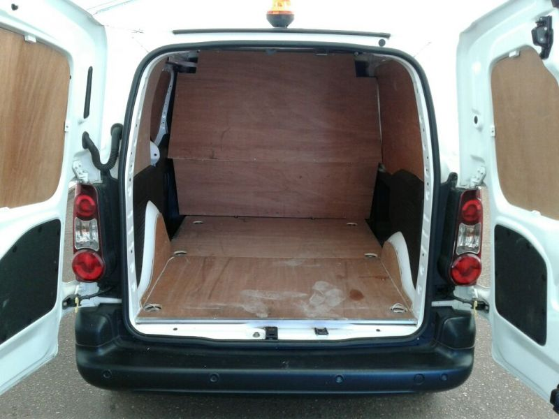 CITROEN BERLINGO 625 HDI 75 L1 H1 ENTERPRISE SWB LOW ROOF - 9245 - 4