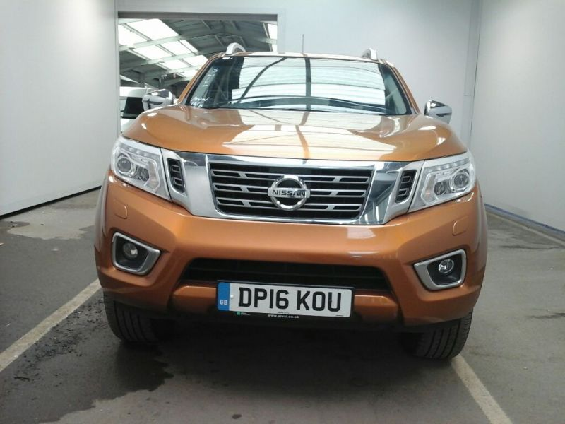 NISSAN NAVARA DCI 190 TEKNA 4X4 DOUBLE CAB WITH ROLL'N'LOCK TOP - 9931 - 2