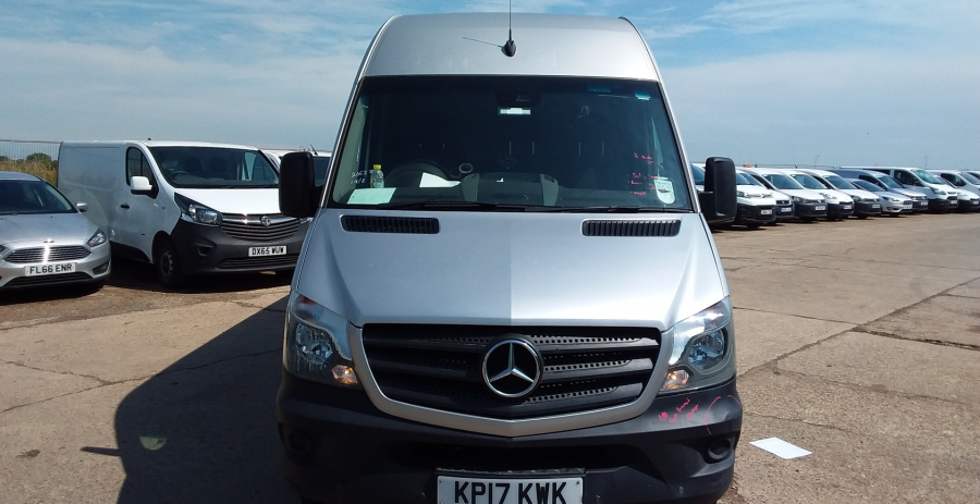 MERCEDES SPRINTER 514 CDI 140 BLUEEFFICIENCY LWB HIGH ROOF DRW - 11061 - 5