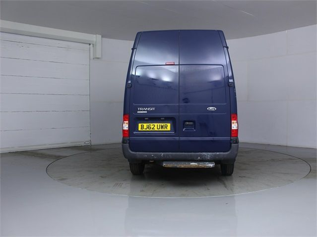 FORD TRANSIT 350 TDCI 125 TREND MWB HIGH ROOF FWD - 7038 - 3