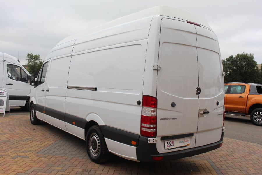 MERCEDES SPRINTER 316 CDI LWB EXTRA HIGH ROOF - 5969 - 7