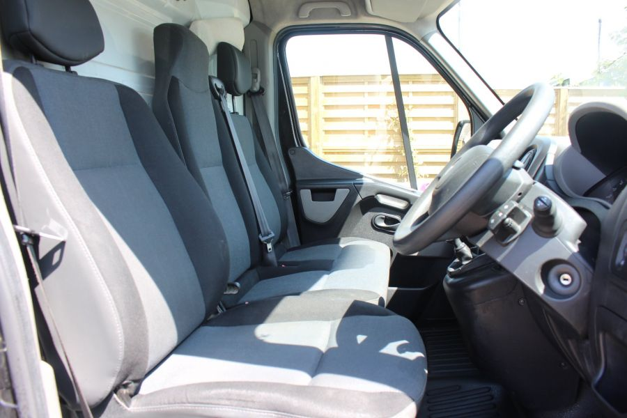 RENAULT MASTER LH35 DCI 150 LWB HIGH ROOF - 6401 - 10