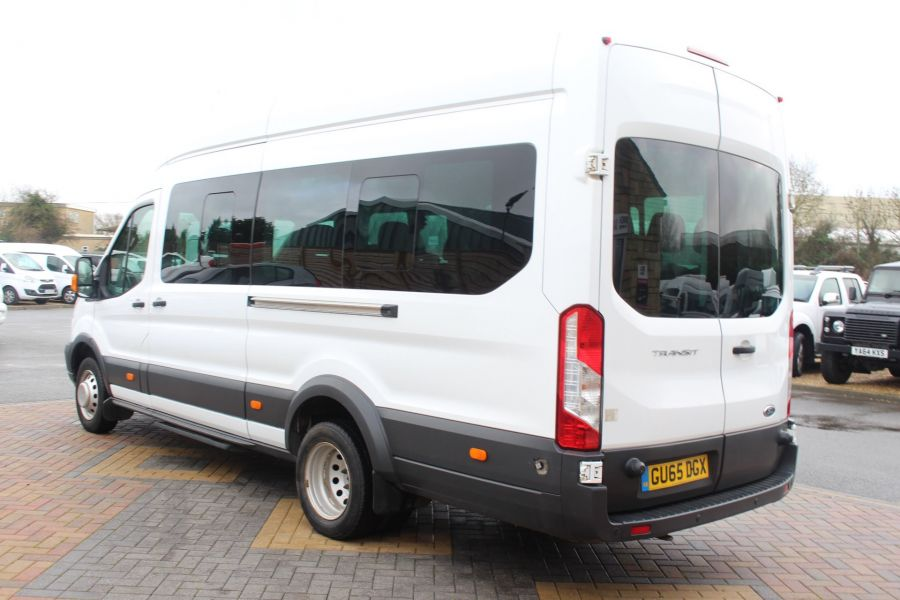 FORD TRANSIT 460 TDCI 125 TREND L4 H3 HIGH ROOF 17 SEAT BUS - 8551 - 7
