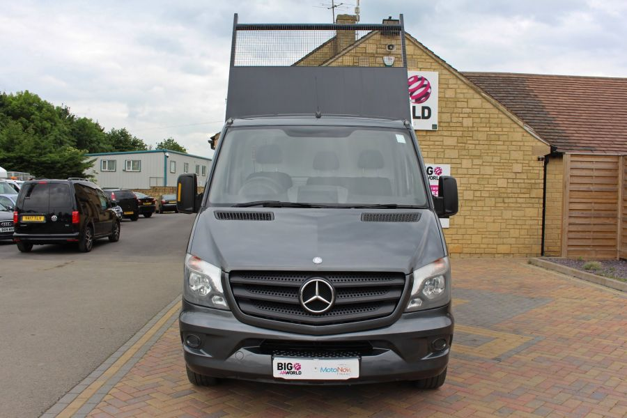 MERCEDES SPRINTER 313 CDI 129 MWB SINGLE CAB NEW BUILD ALLOY TIPPER - 9592 - 10