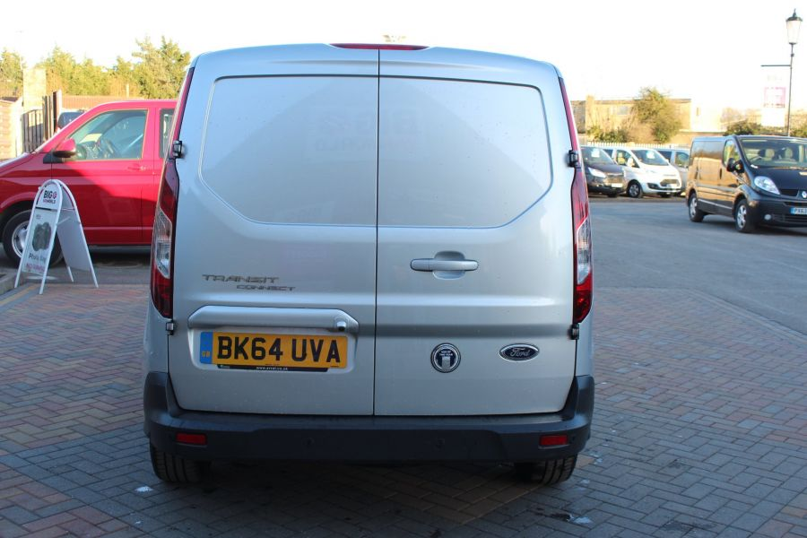 FORD TRANSIT CONNECT 200 TDCI 115 L1 H1 LIMITED SWB LOW ROOF - 7382 - 6