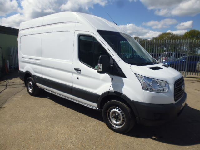 FORD TRANSIT 350 TDCI 125 L3 H3 LWB HIGH ROOF - 6322 - 1