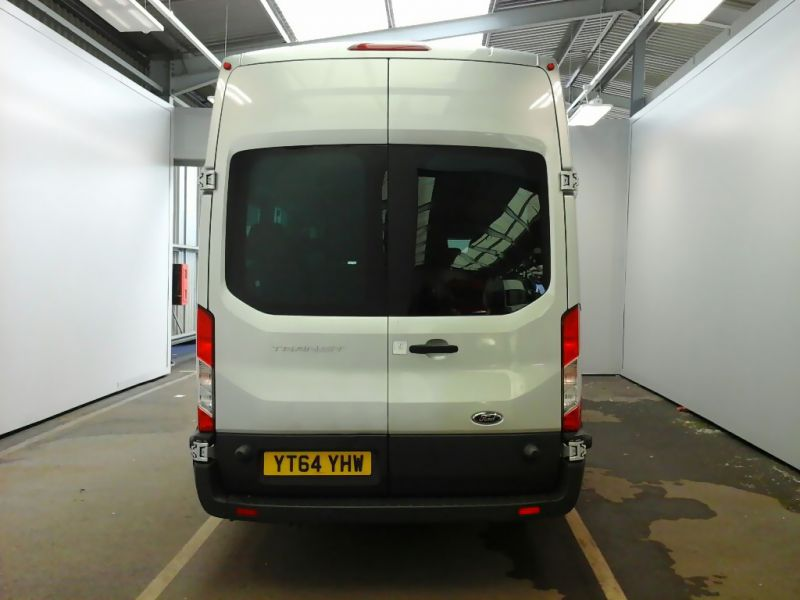 FORD TRANSIT 460 TDCI 155 L4H3 TREND 17 SEAT BUS HIGH ROOF DRW RWD - 9624 - 3