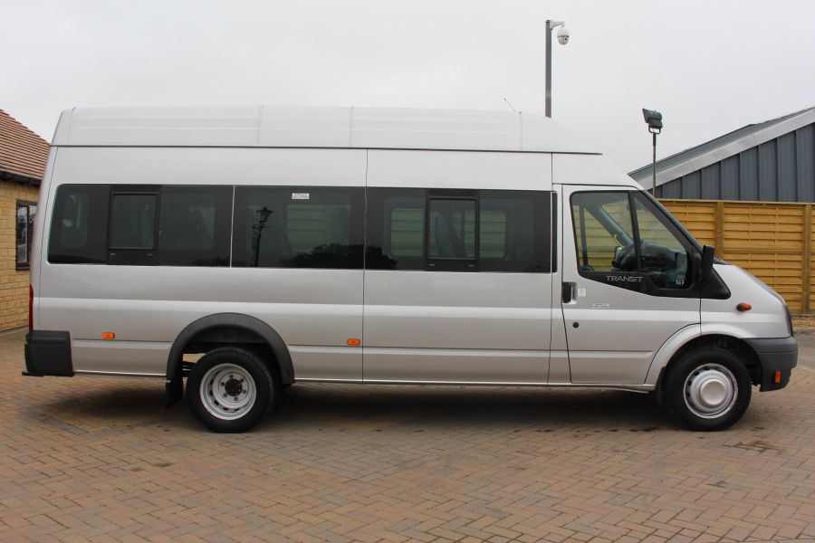 FORD TRANSIT 430 TDCI 135 HIGH ROOF 17 SEAT BUS - 5825 - 2