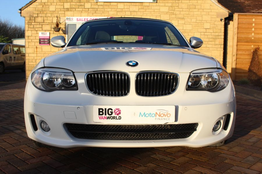 BMW 1 SERIES 120D EXCLUSIVE EDITION - 5886 - 10