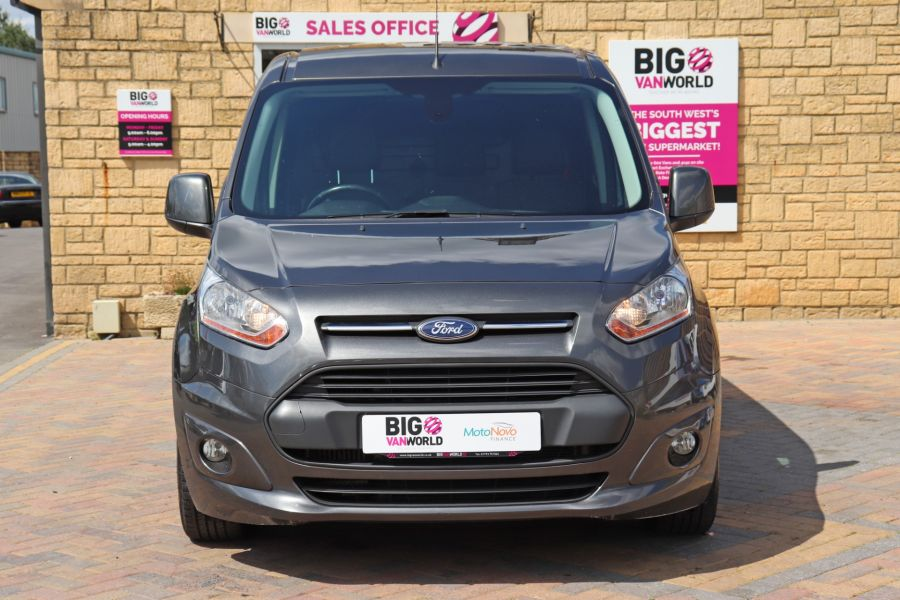 FORD TRANSIT CONNECT 240 TDCI 115 L2H1 LIMITED LWB LOW ROOF - 9745 - 10