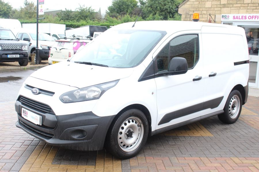 FORD TRANSIT CONNECT 200 TDCI 95 L1 H1 SWB LOW ROOF - 6616 - 8