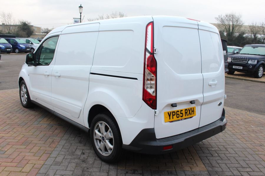 FORD TRANSIT CONNECT 240 TDCI 115 L2 L1 LIMITED LWB LOW ROOF - 8603 - 7