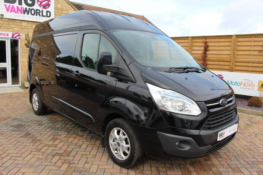 FORD TRANSIT CUSTOM 290 TDCI 155 L2 H2 LIMITED LWB HIGH ROOF FWD - 6755 - 3