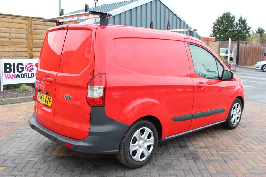 FORD TRANSIT COURIER 1 .6 TDCI 95 TREND - 8449 - 5