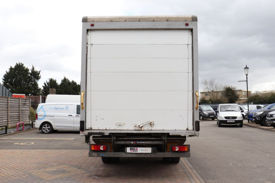 DAF TRUCKS LF LF 150 FA LF 150 FA 20Ft BOX WITH TAIL LIFT  (13928) - 12204 - 8