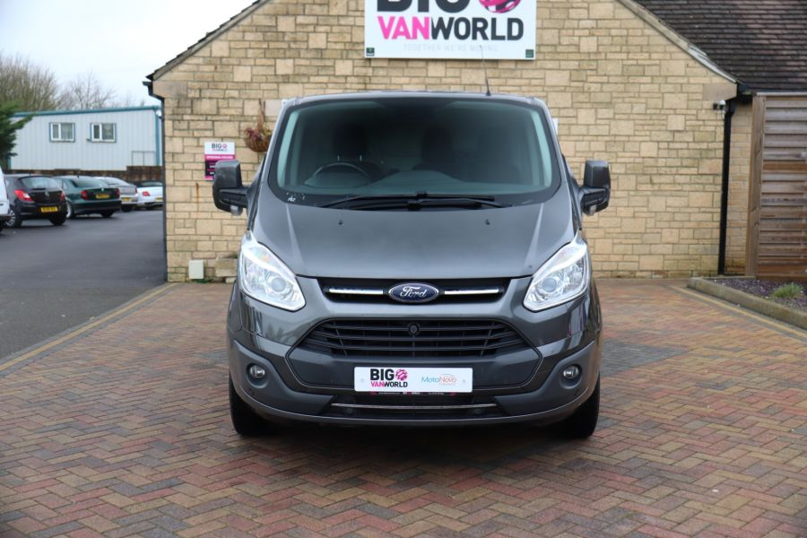 FORD TRANSIT CUSTOM 290 TDCI 170 L1H1 LIMITED SWB LOW ROOF FWD - 10514 - 11