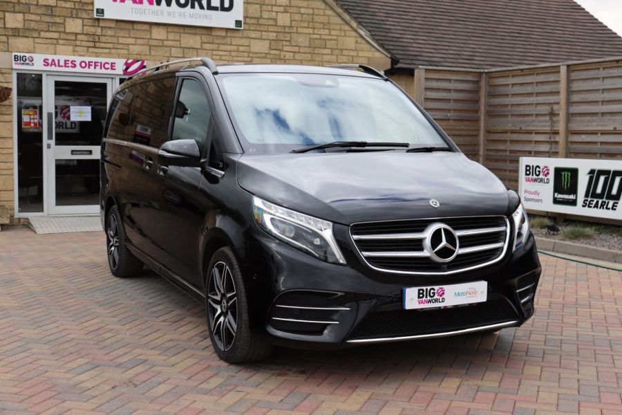 MERCEDES V-CLASS V 220 D AMG LINE LONG 8 SEATS 7G--TRONIC PLUS - 10543 - 4