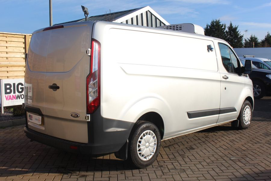 FORD TRANSIT CUSTOM 290 TDCI 100 L2 H1 TREND LWB LOW ROOF FRIDGE WITH OVERNIGHT - 6896 - 5