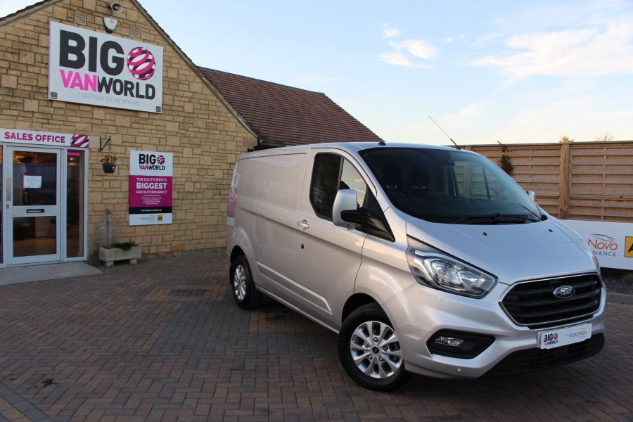 FORD TRANSIT CUSTOM 300 TDCI 130 LIMITED L1 H1 SWB LOW ROOF - 8636 - 2