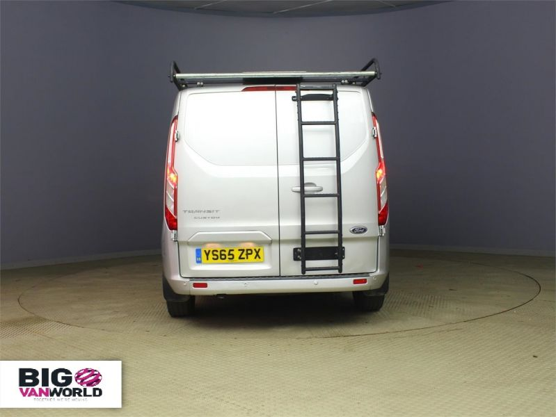 FORD TRANSIT CUSTOM 290 TDCI 125 L2 H1 LIMITED DOUBLE CAB 6 SEAT CREW VAN LWB LOW ROOF  - 8859 - 3