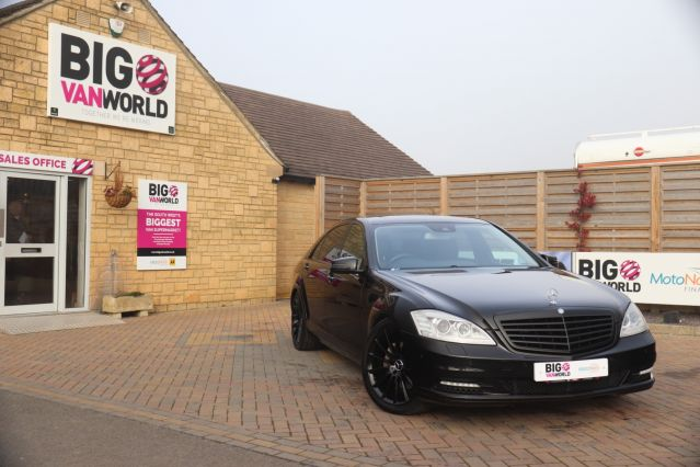 Used MERCEDES S-CLASS in Used Cars Swindon for sale