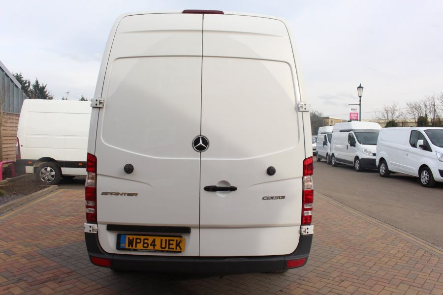 MERCEDES SPRINTER 313 CDI MWB HIGH ROOF FRIDGE / FREEZER VAN WITH OVERNIGHT - 7254 - 6