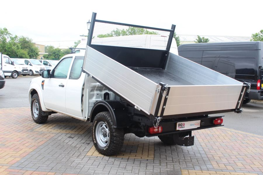 FORD RANGER XL 4X4 TDCI SUPER CAB ALLOY TIPPER - 6055 - 7
