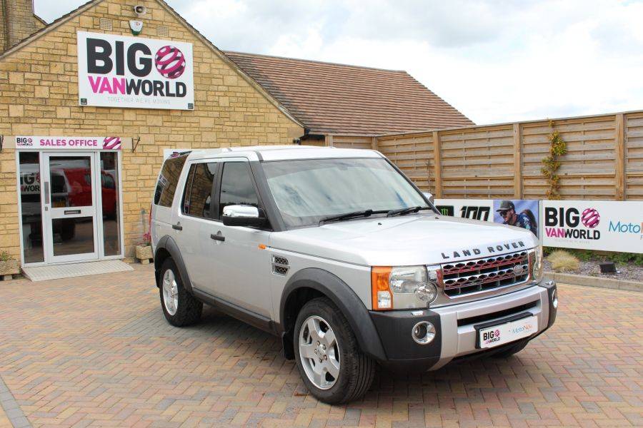 LAND ROVER DISCOVERY 3 TDV6 188 S AUTO - 9721 - 2