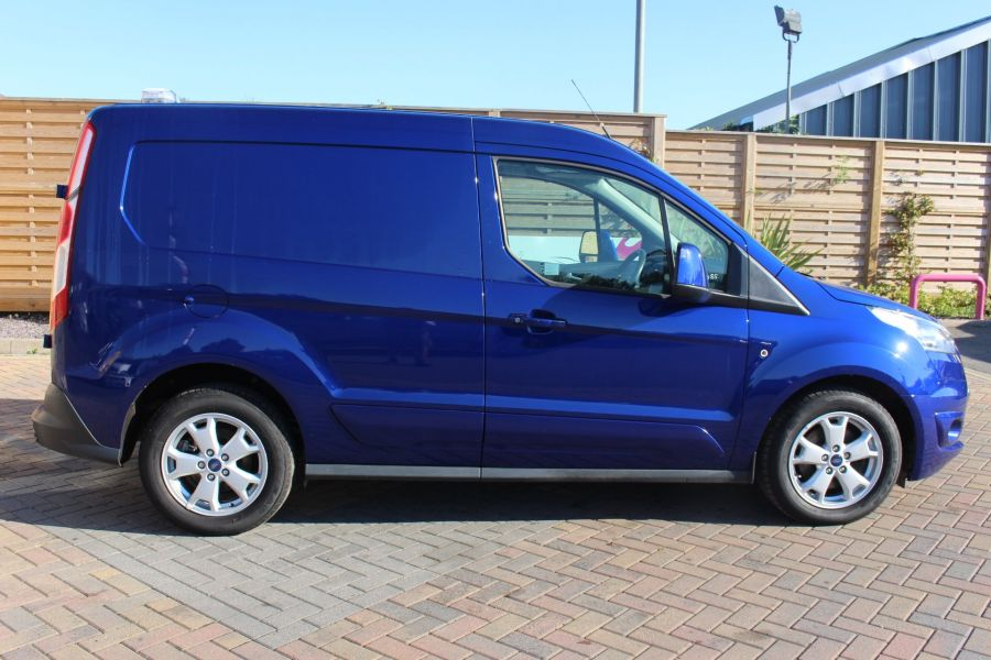 FORD TRANSIT CONNECT 200 TDCI 125 L1 H1 LIMITED SWB LOW ROOF - 8327 - 4