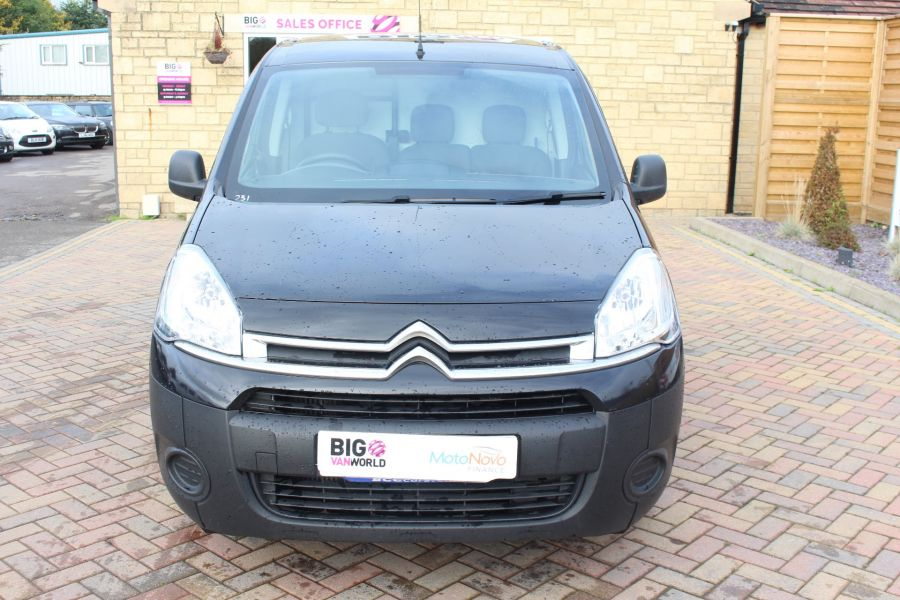 CITROEN BERLINGO 625 HDI 75 ENTERPRISE L1 H1 SWB LOW ROOF - 6794 - 9