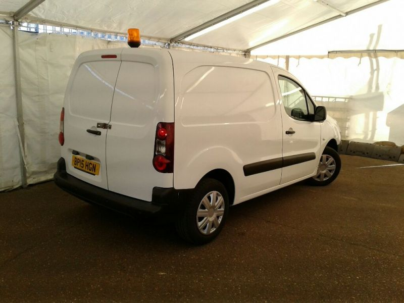 CITROEN BERLINGO 625 HDI 75 L1 H1 ENTERPRISE SWB LOW ROOF - 9245 - 2