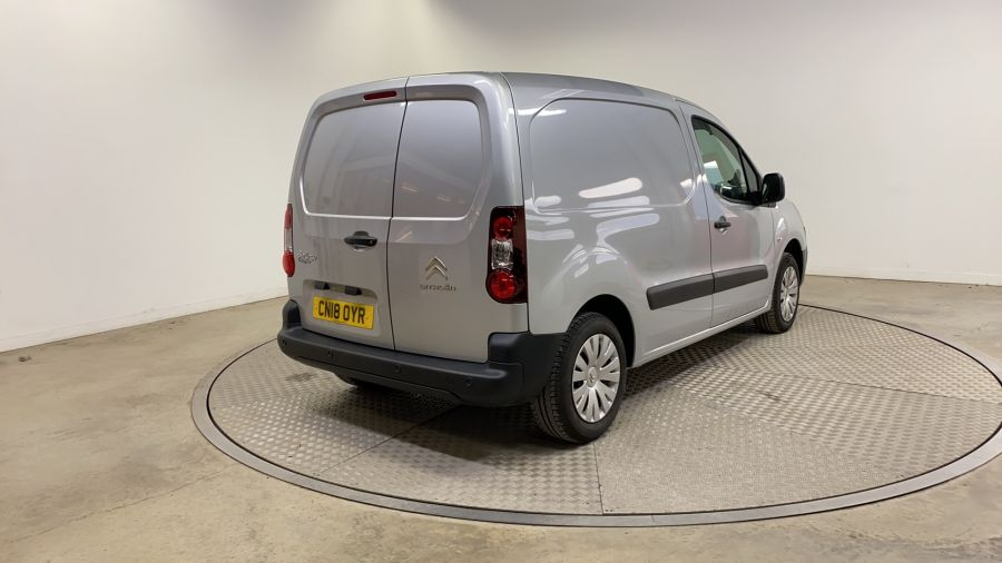 CITROEN BERLINGO 625 BLUEHDI 75 L1H1 ENTERPRISE SWB LOW ROOF - 11386 - 3