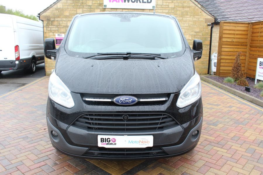 FORD TRANSIT CUSTOM 270 TDCI 125 L1 H1 LIMITED SWB LOW ROOF FWD - 7611 - 9