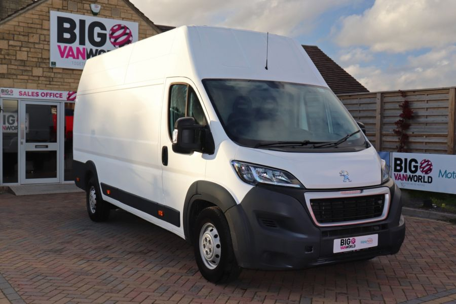PEUGEOT BOXER 435 HDI 130 L4H3 HIGH ROOF - 9962 - 4