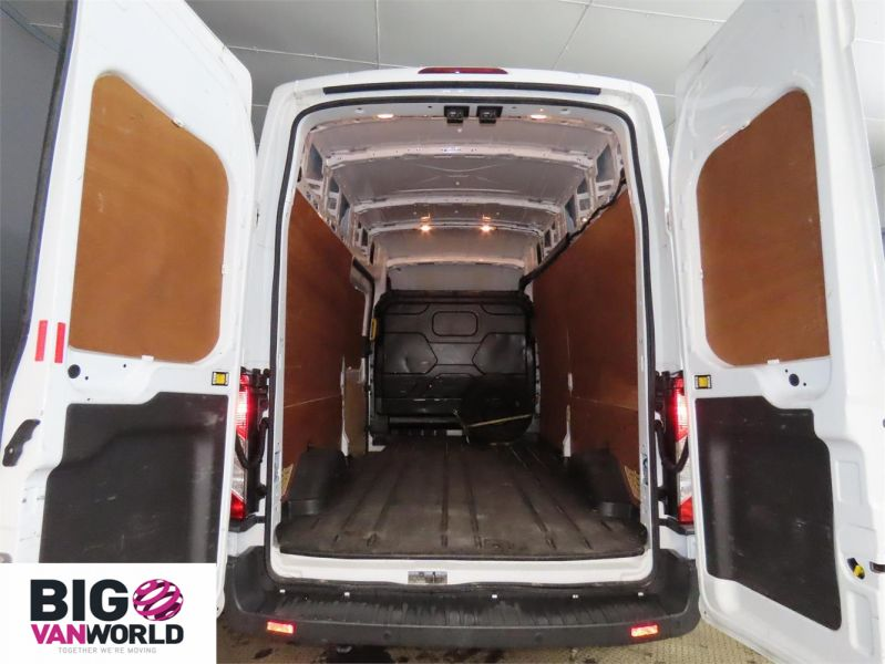FORD TRANSIT 350 TDCI 130 L3H3 TREND LWB HIGH ROOF - 10951 - 16