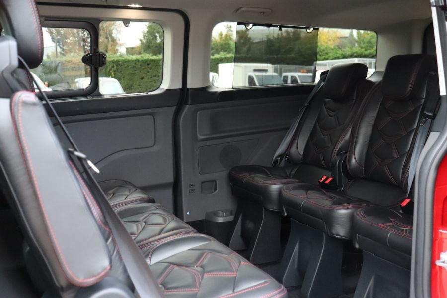 FORD TOURNEO CUSTOM TDCI 130 L2H1 TITANIUM X MOTION R 8 SEAT BUS - 10188 - 39