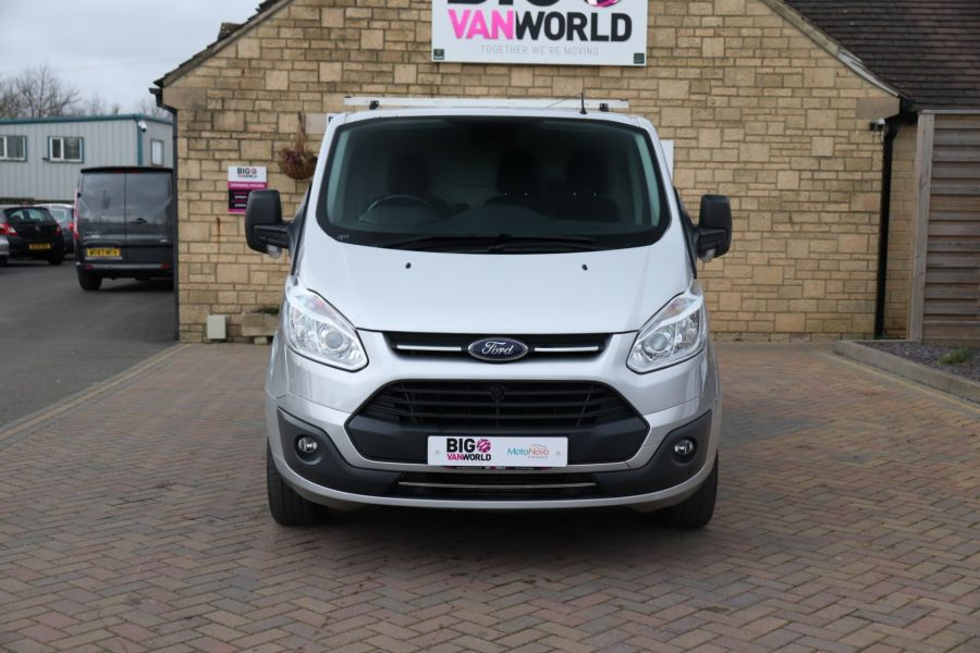 FORD TRANSIT CUSTOM 290 TDCI 130 L1H1 TREND SWB LOW ROOF FWD - 10465 - 10