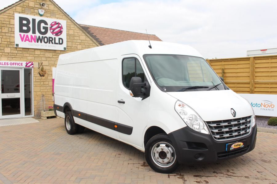 RENAULT MASTER LM35 DCI 150 XLWB MEDIUM ROOF - 5556 - 1