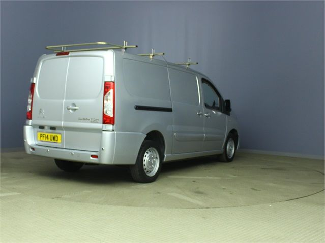 CITROEN DISPATCH 1200 HDI 125 L2 H1 ENTERPRISE LWB LOW ROOF - 6573 - 2