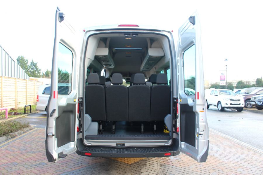 FORD TRANSIT 460 TDCI 155 TREND L4 H3 HIGH ROOF 17 SEAT BUS - 8517 - 26