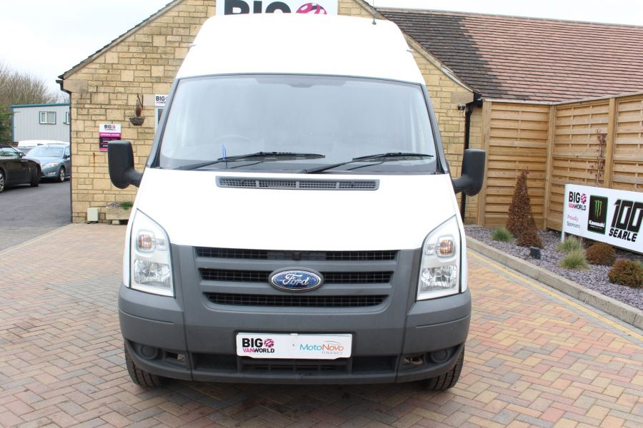 FORD TRANSIT 350 TDCI LWB HIGH ROOF - 5996 - 9
