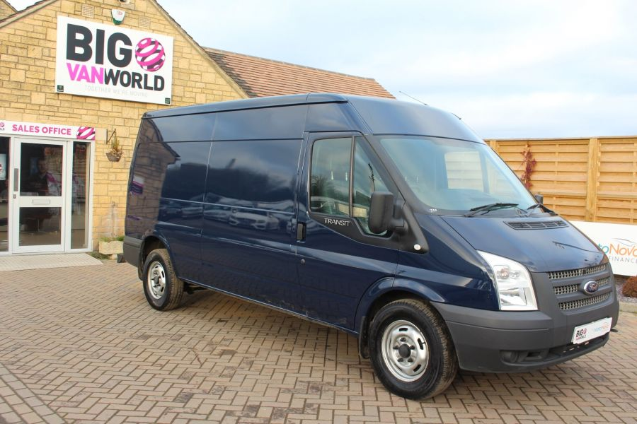 FORD TRANSIT 350 TDCI 140 LWB MEDIUM ROOF FWD - 7056 - 2