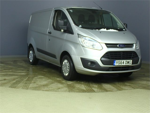 FORD TRANSIT CUSTOM 270 TDCI 100 TREND L1 H1 SWB LOW ROOF - 7166 - 1