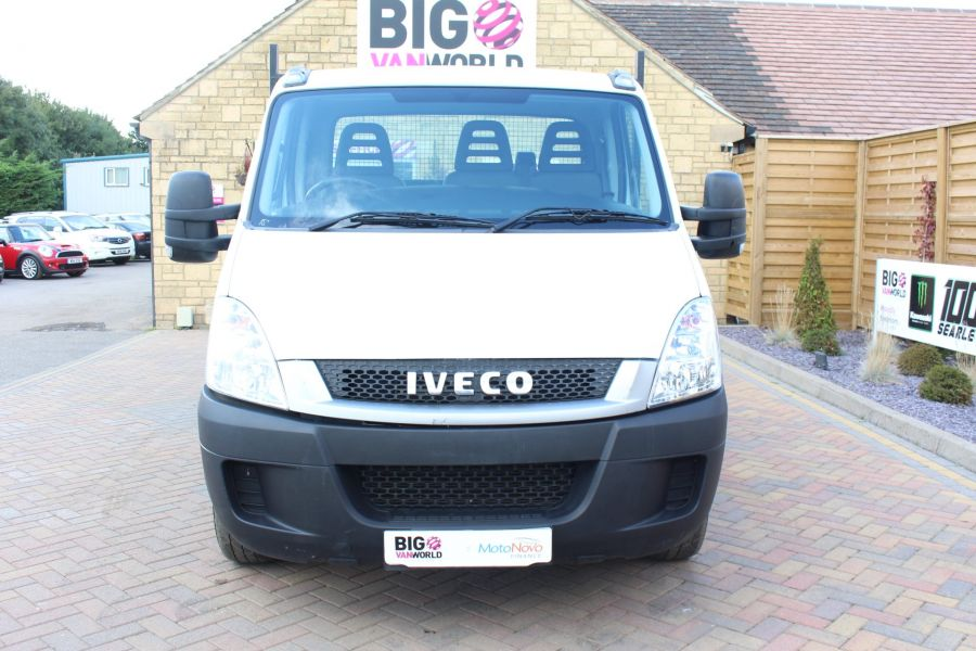 IVECO DAILY 35S11 MWB SINGLE CAB 11FT 6IN ALLOY TIPPER - 5178 - 18