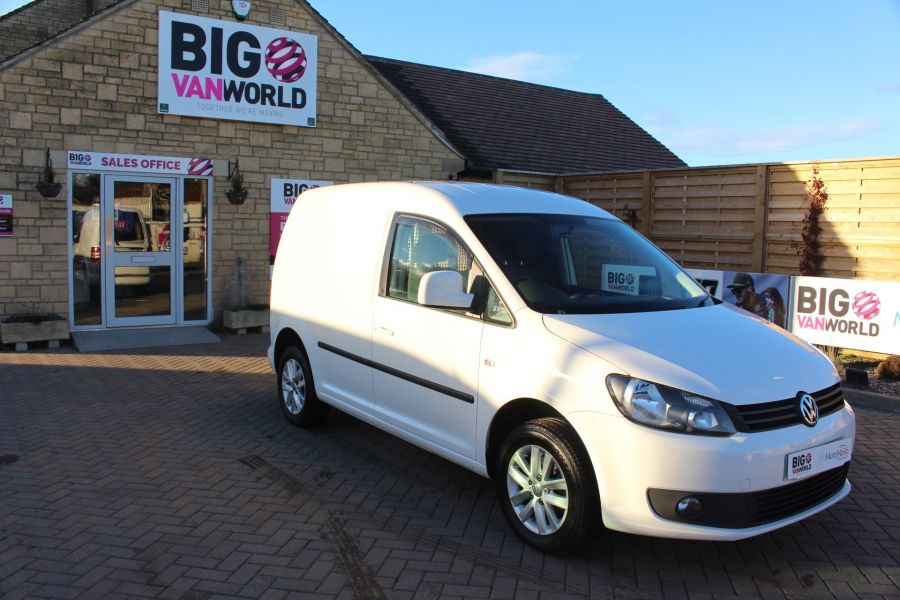 VOLKSWAGEN CADDY C20 TDI 102 HIGHLINE BLUEMOTION TECH - 7176 - 2