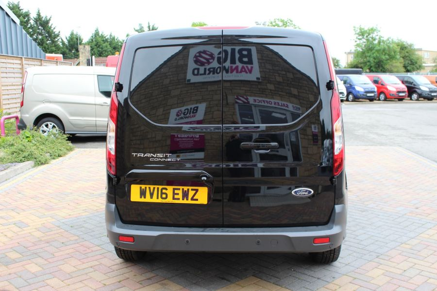FORD TRANSIT CONNECT 240 TDCI 115 L2 H1 LIMITED LWB LOW ROOF - 9355 - 6