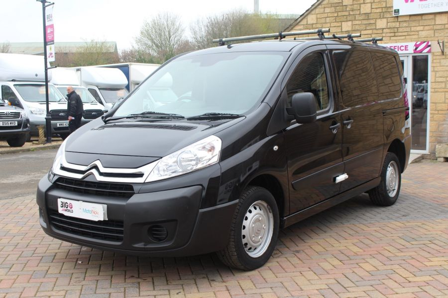 CITROEN DISPATCH 1000 HDI 90 L1 H1 ENTERPRISE SWB LOW ROOF - 9169 - 8