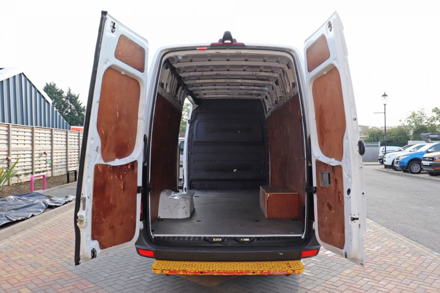 MERCEDES SPRINTER 513 CDI 129 LWB HIGH ROOF DRW - 11183 - 33