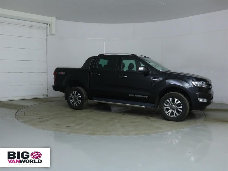 FORD RANGER WILDTRAK TDCI 200 4X4 DOUBLE CAB WITH ROLL'N'LOCK TOP - 8951 - 3